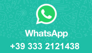 WhatsApp +39 333 2121438
